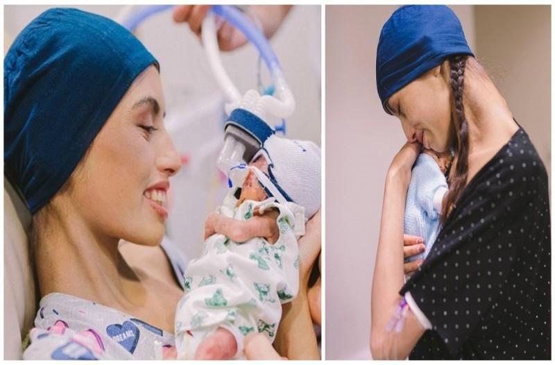 18χρονη έγκυος με λευχαιμία αποφασίζει να κρατήσει το παιδί αλλά εκείνη...Θα δακρύσετε με την συνέχεια!