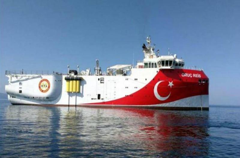 Αίσιο τέλος με το τουρκικό ερευνητικό! Έφυγε από την ελληνική υφαλοκρηπίδα! (video)