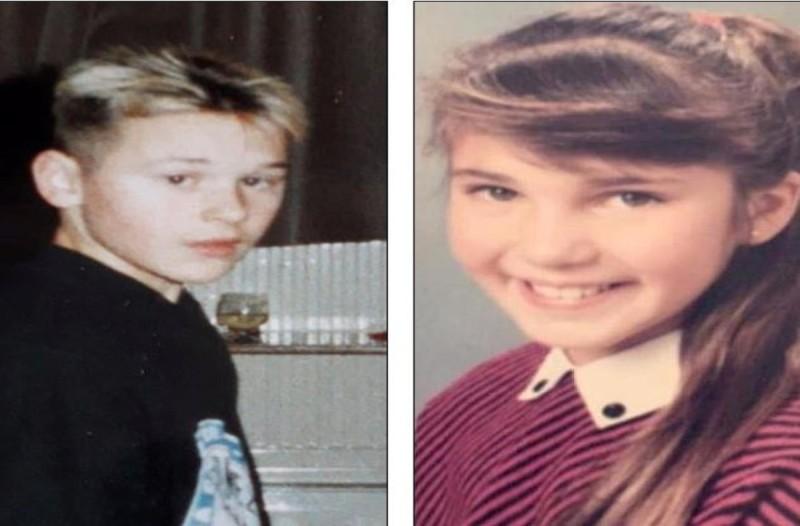 Όταν ήταν 10 ετών ήταν ερωτευμένοι- Μετά από 33 χρόνια έγιναν φίλοι στο Facebook και...