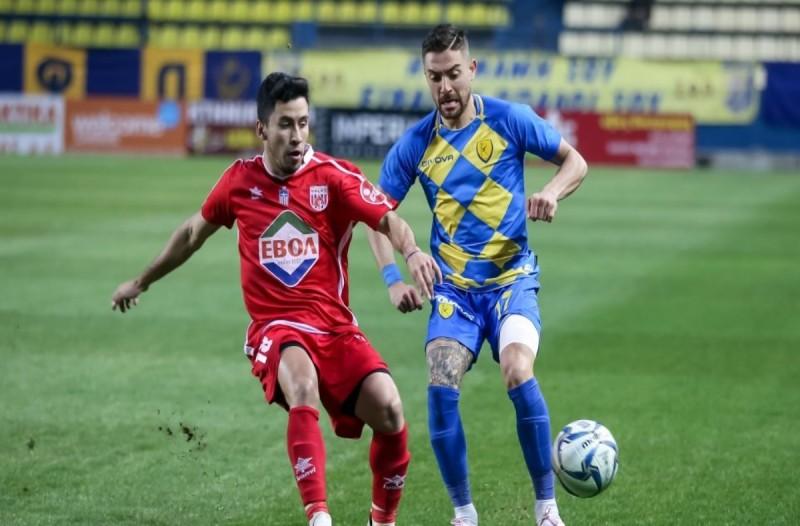 Super league, Παναιτωλικός-Βόλος 1-1: Στάθηκε όρθιος στο Αγρίνιο ο Βόλος!