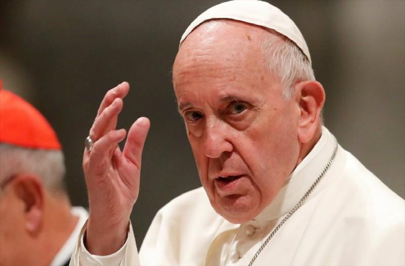 Αγωνία για την υγεία του Πάπα! Σιγή από το Βατικανό για την ασθένεια του!