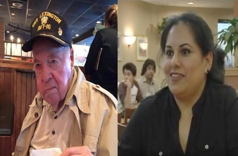 89χρονος παππούς γκρίνιαζε όταν τον σέρβιρε αυτή η κοπέλα! Μόλις όμως πέθανε, δεν φαντάζεστε αυτό που της συνέβη!