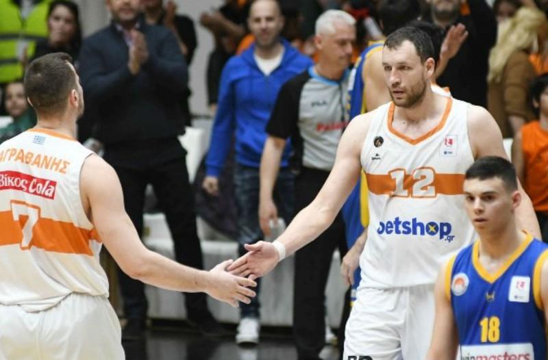 Κύπελλο Ελλάδος μπάσκετ: Ιστορική πρόκριση για τον Προμηθέα Πάτρας! Υπέταξε το Περιστέρι και «πέταξε» για τελικό! (Video)