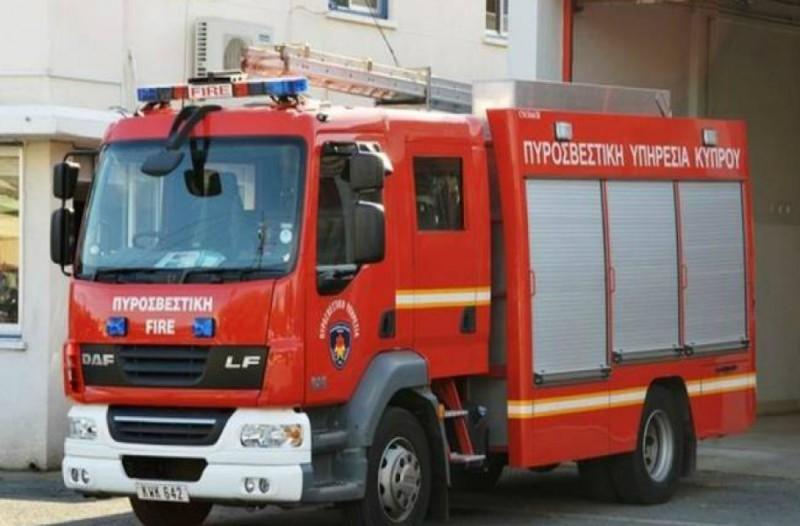 Πανικός στην Κύπρο! Πυρκαγιά και μεγάλες ζημιές σε κατάστημα!