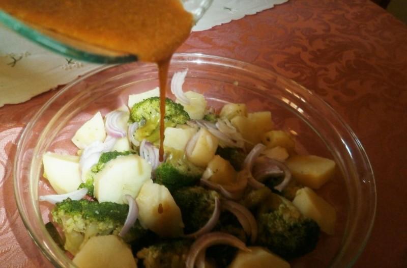 Προσοχή! Η σαλάτα μπορεί να βλάψει την υγεία σας όταν συνδυάζεται με...Ο χειρότερος συνδυασμός τροφίμων!