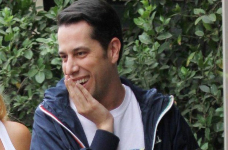 Χάρης Σιανίδης: Τα αυστηρά μέτρα που του ζήτησαν στο αεροδρόμιο εξαιτίας του κορωναϊού για να μπορέσει να ταξιδέψει