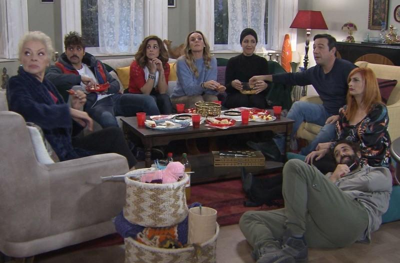 Σπίτι είναι: Ένα στιχάκι του Αλκίνοου αρκεί για... Ραγδαίες εξελίξεις στο σημερινό επεισόδιο(10/2)!