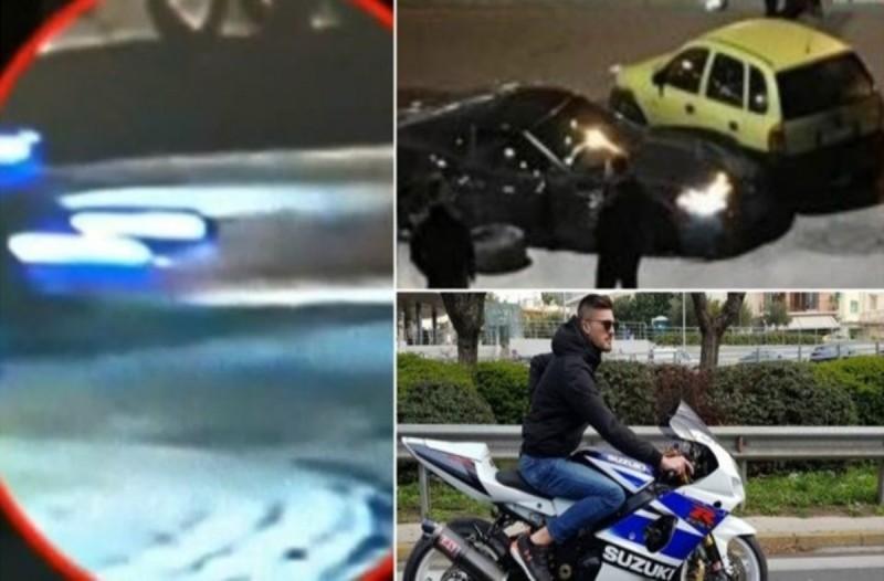 Σοκάρει ο οδηγός που σκότωσε τον 25χρονο στην Γλυφάδα: