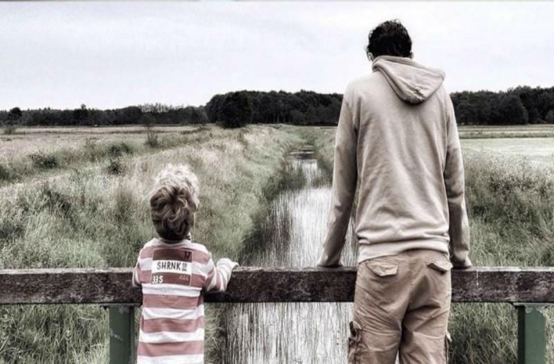 Ο πατέρας αυτού του 7χρονου πέθανε όταν εκείνος ήταν μωρό - Αυτό που έγινε λίγα χρόνια μετά θα σας κάνει να δακρύσετε!