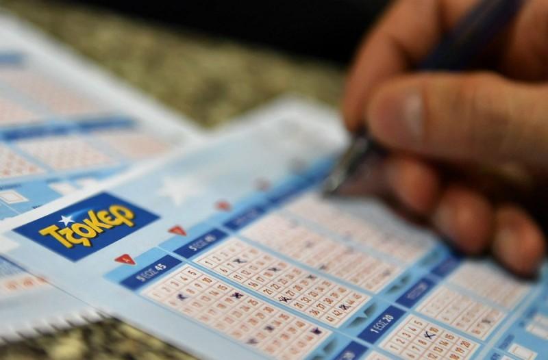Κλήρωση Τζόκερ - Αυτοί είναι οι τυχεροί αριθμοί που κερδίζουν τα  2.750.000 ευρώ