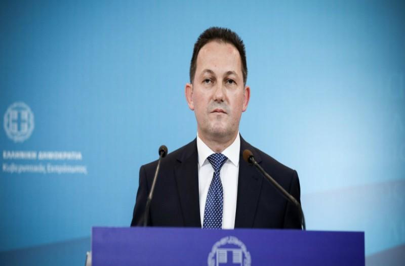 Μήνυμα του Κυβερνητικού Εκπροσώπου για κορωνοϊό και Μεταναστευτικό: «Έχουμε 813 ΜΕΘ - Μην πιστεύετε τα fake news»