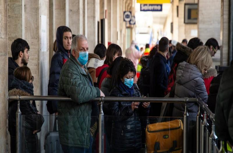 Αδιανόητος πανικός στην Ιταλία: Ξεπέρασαν τους χίλιους οι νεκροί από κορωνοϊό!