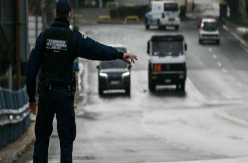 Απαγόρευση κυκλοφορίας: 156 παραβάσεις μόνο στη Δυτική Ελλάδα