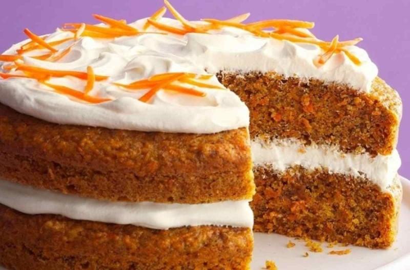 Κέικ καρότου: Το no 1 γλυκό  στον κόσμο που λατρεύουν όλοι - Δείτε πόσο εύκολο είναι να το φτιάξετε σπίτι