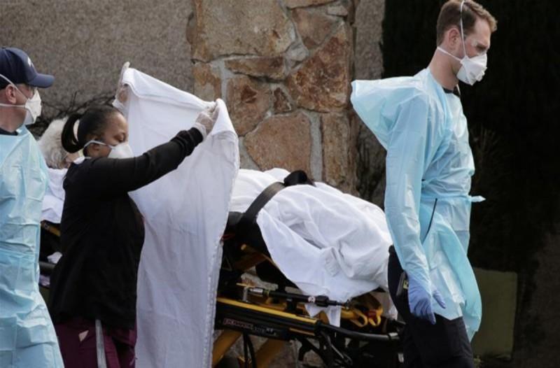 Νέο ρεκόρ θανάτων στη Γαλλία από κορωνοϊό - Έφτασε τους 3.523