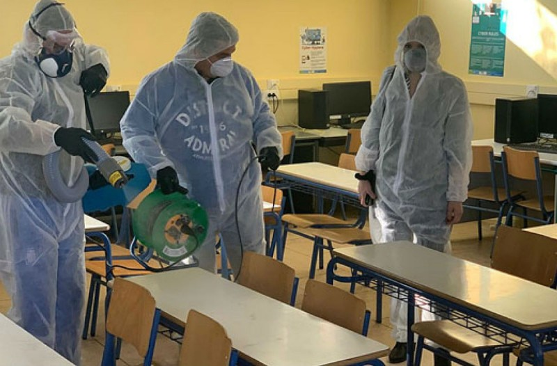 «Λουκέτο» σε αρκετά σχολεία λόγω κορωναϊού - Ποια κλείνουν, πότε και για πόσο