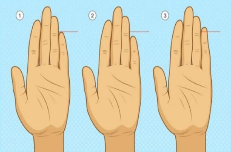 Παρατηρήστε καλά το μικρό σας δάχτυλο -  Δεν φαντάζεστε τι φανερώνει για την προσωπικότητά σας