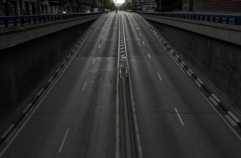 Ξεκίνησε η εποχή της απαγόρευσης κυκλοφορίας λόγω κορωνοϊού: Τι ισχύει για τις μετακινήσεις;