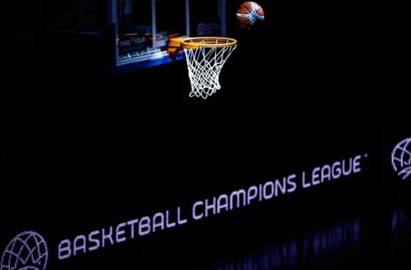 Basketball Champions League: Διοργάνωση Final 8 τον Σεπτέμβριο (photo)