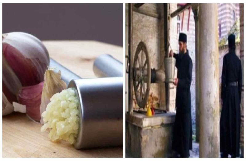 Αυτή είναι η μυστική συνταγή μοναχών με σκόρδο που σώζει όλες τις ασθένειες
