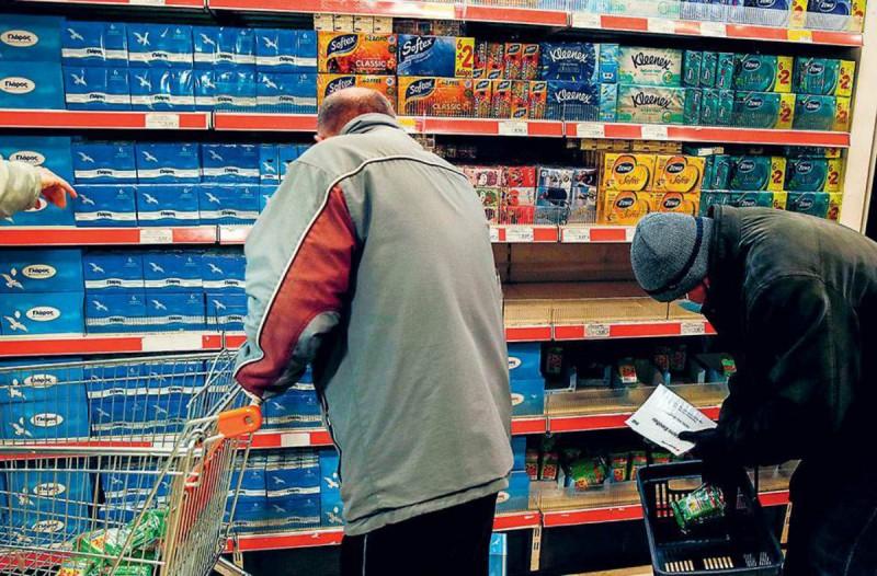 Αδιανόητο: 57χρονος μπήκε σε σούπερ μάρκετ και φώναζε «έχω κορωνοϊό»!