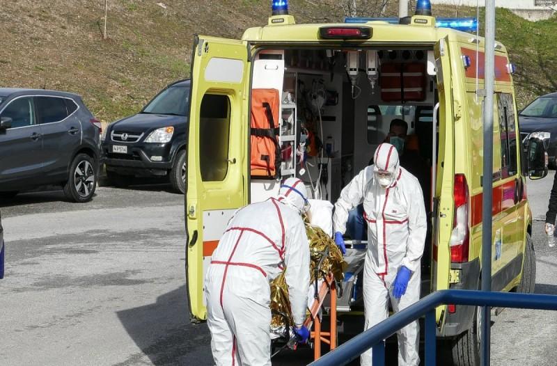 Στους 20 έφτασαν οι νεκροί του κορωνοϊού στην Ελλάδα - Ακόμη ένα θύμα στην Καστοριά