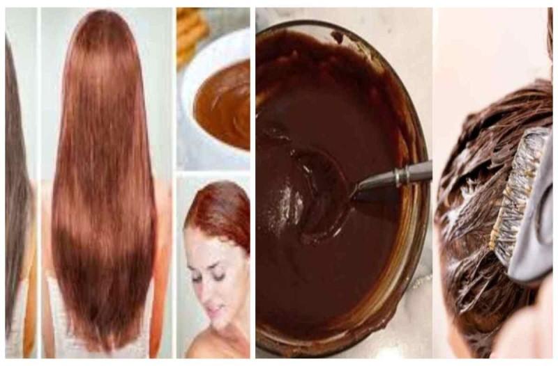 Φτιάξτε φυτική βαφή μαλλιών στο σπίτι με κανέλα και χαμομήλι