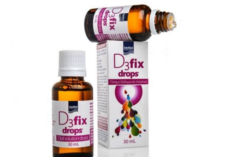 D3 Fix Drops