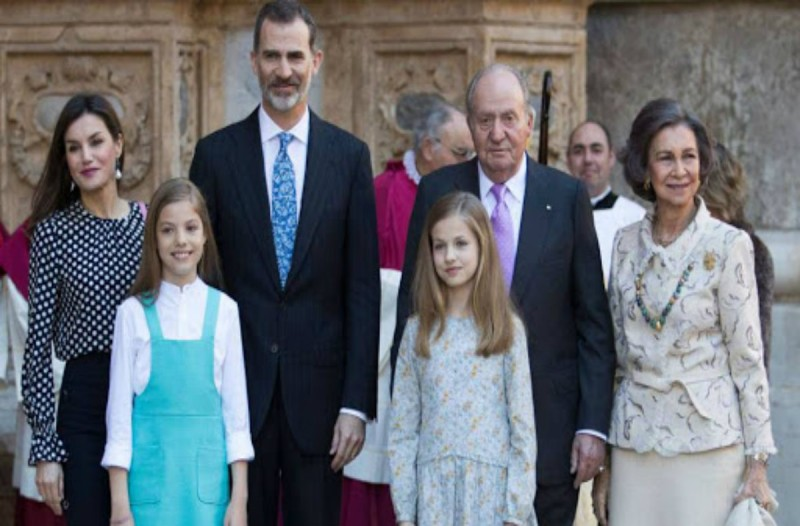 Δύσκολες στιγμές για τη Βασίλισσα Σοφία: Σε διαμάχη η βασιλική οικογένεια της Ισπανίας!