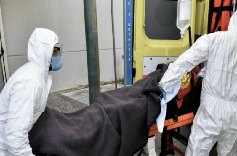 Στους 23 οι νεκροί από κορωνοϊό στην χώρα - Θρήνος για τον 46χρονο στο Ελληνικό Στρατό