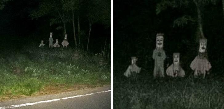 φωτογραφίες με φαντάσματα