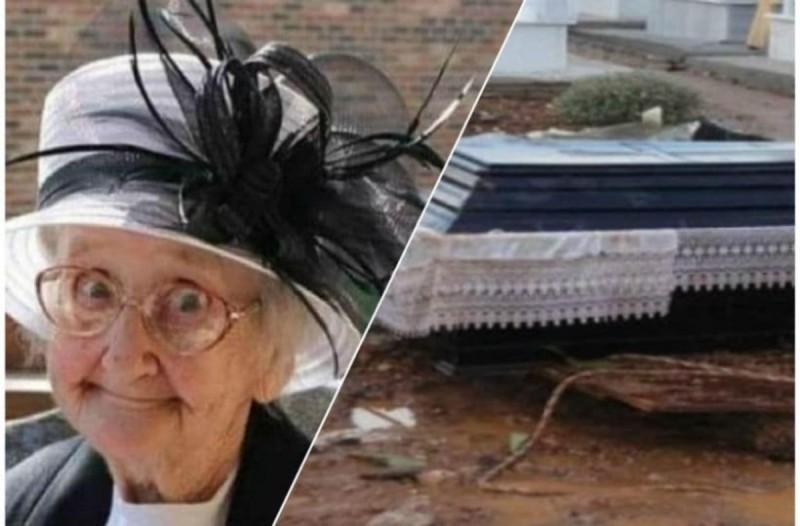 Έβαλαν την νεκρή γιαγιά τους στον τάφο μαζί με το κινητό -  Μετά από 5 χρόνια έγινε κάτι απίστευτο...