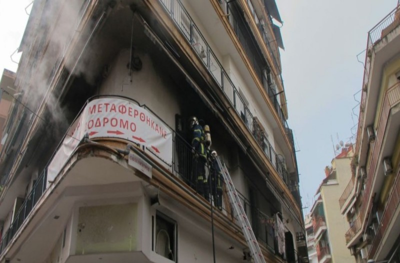 Συνεχίζεται το δράμα στη Θεσσαλονίκη: Βρέθηκε απανθρακωμένος ο άνδρας της νεκρής ηλικιωμένης!