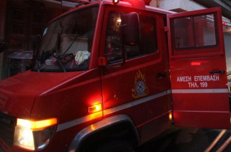 Τραγωδία στον Έβρο - Νεκρή γυναίκα από φωτιά σε σπίτι