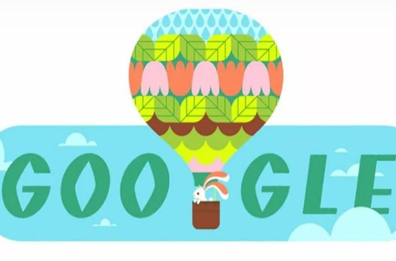 Google Doodle: Καλωσόρισε την Άνοιξη 2020