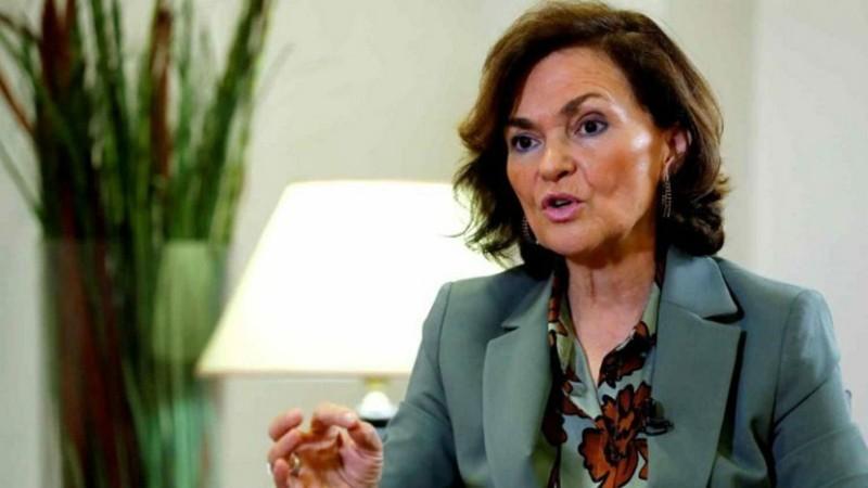 Κορωνοϊός Ισπανία: Θετικά τα αποτελέσματα του τεστ της αντιπροέδρου της Κυβέρνησης