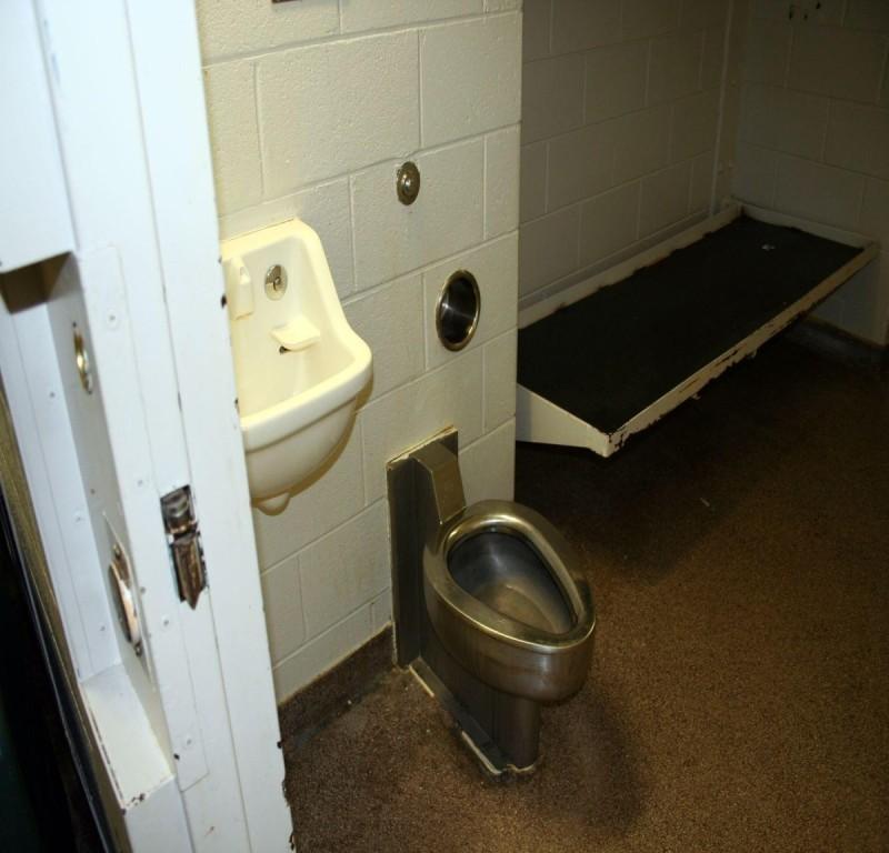 κελί σε φυλακή