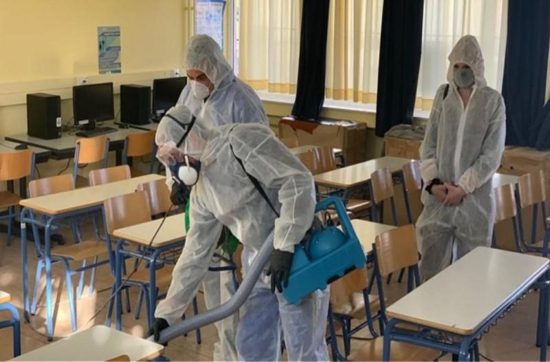 Σε καραντίνα η Ελλάδα λόγω κορωνοϊού: Κλείνουν σχολεία και πανεπιστήμια - Λουκέτο και σε εκδηλώσεις, συνέδρια και πτήσεις