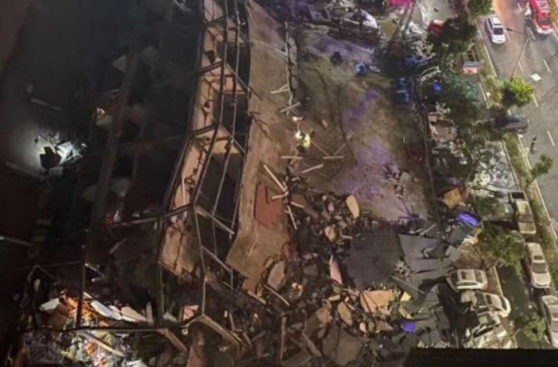 Τέσσερις νεκροί από την κατάρρευση ξενοδοχείου στην Κίνα - Φιλοξενούσε ασθενείς με κορωνοϊό