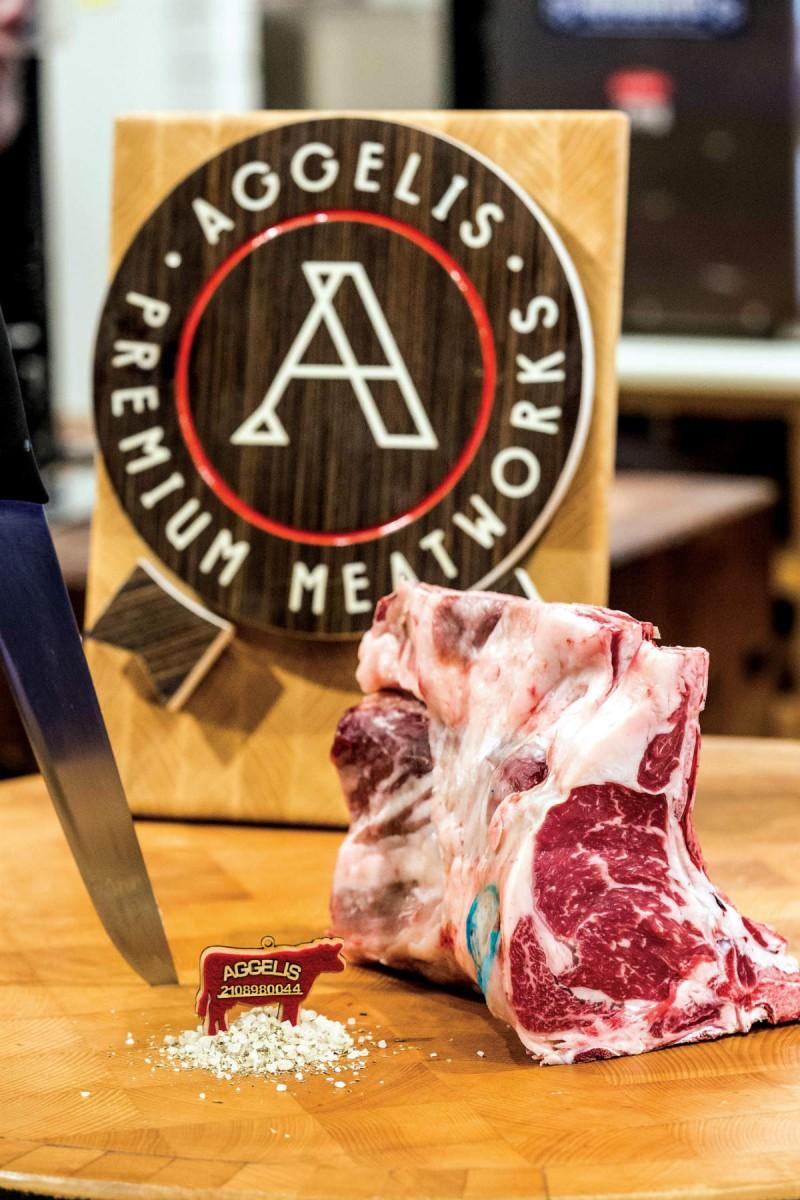 Aggelis Meatworks κατάλογος