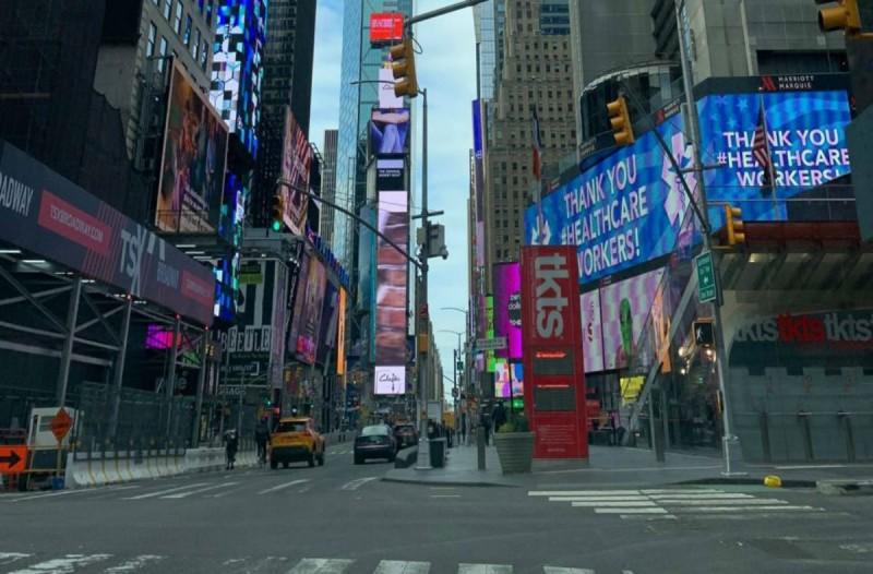 Κορωνοϊός Νέα Υόρκη: Εξετάζεται η επιβολή καραντίνας