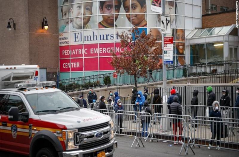 Σοκ: Στους 965 οι νεκροί από κορωνοϊό στην Νέα Υόρκη - Έστειλε βοήθεια η Κίνα