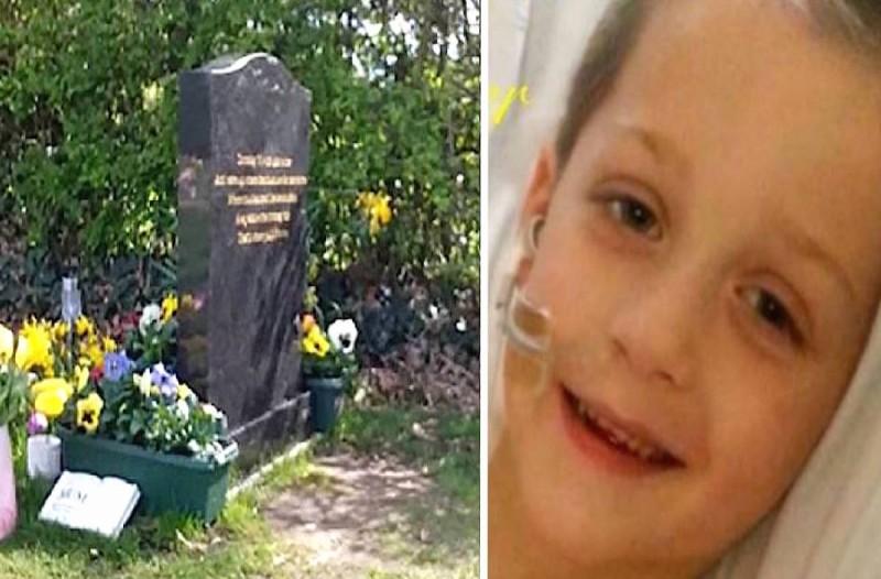 4χρονος έχασε την μάχη με τον καρκίνο - Όταν επισκέφθηκε τον τάφο του η μητέρα του έγινε κάτι τρομακτικό