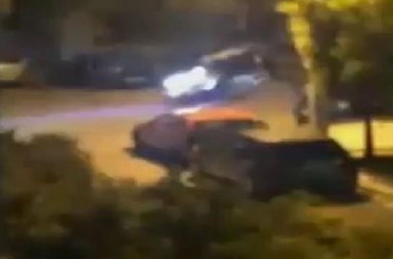 Παλαιό Φάληρο: 10 τύποι έσπασαν την καραντίνα για να παίξουν μπουνιές στη μέση του δρόμου (video)