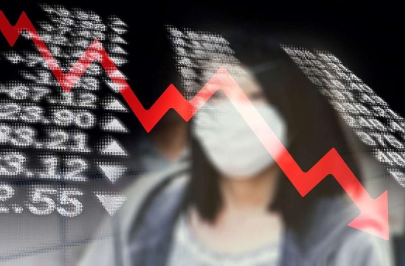 Σε ελεύθερη πτώση του Χρηματιστήριο λόγω κορωνοϊού - Χάνει 12 μονάδες