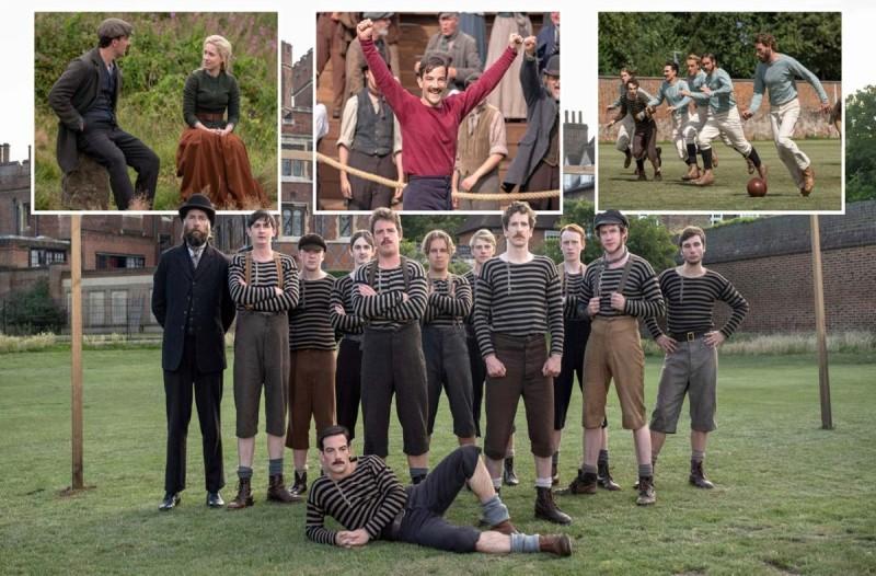 The English Game: Το νέο αριστούργημα του Netflix - Πως ξεκίνησε το επαγγελματικό ποδόσφαιρο στην Βρετανία;