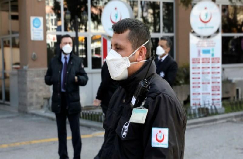 Κορωνοϊός Τουρκία: Στους 59 οι νεκροί