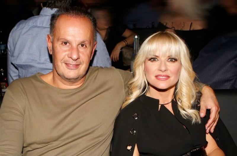 Μαρία Μπεκατώρου: Η ανατριχιαστική φωτογραφία με τον σύζυγό της