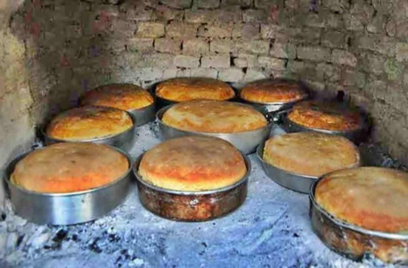 Το παραδοσιακό και μοσχομυριστό ψωμί με προζύμι