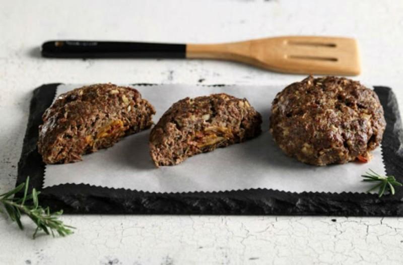 Τα πιο νόστιμα νηστίσιμα μπιφτέκια με κιμά μανιταριών